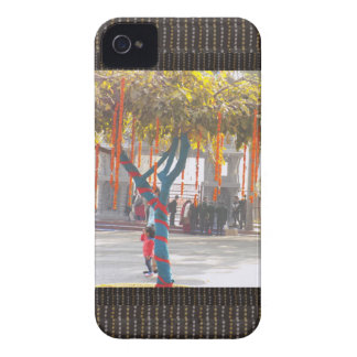 Tree Decorations India arts crafts festival delhi Case-Mate iPhone 4 Case