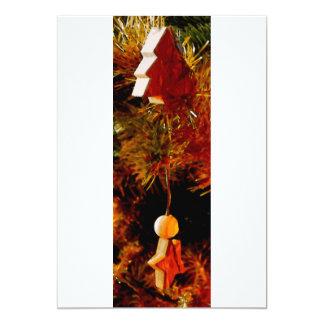 Tree Decs 13 Cm X 18 Cm Invitation Card
