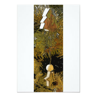 Tree Decs long lines Card