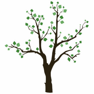 Tree Design Photo Sculpture