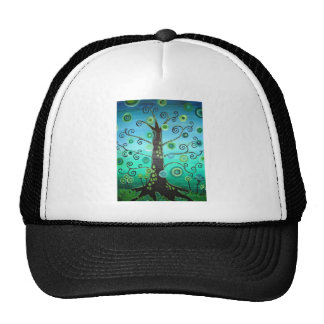 Tree Energy Trucker Hat