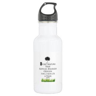 Tree Fact Water Bottle
