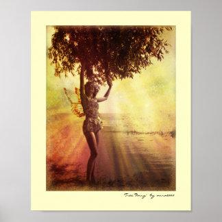 Tree Fairy Posters