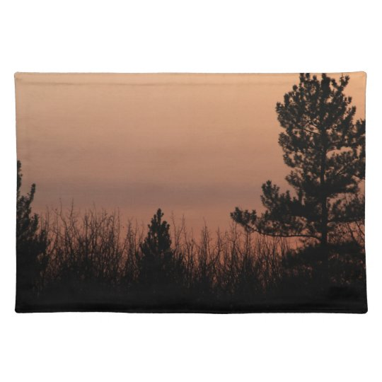 Tree Family Cloth Placemat