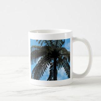 Tree Fern Coffee Mug