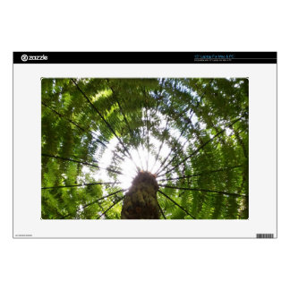 """Tree Fern Decals For 15"""" Laptops"""