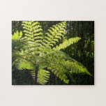 Tree Fern in the Rainforest Jigsaw Puzzle