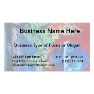 tree flame sky shield planet spacepainting business card
