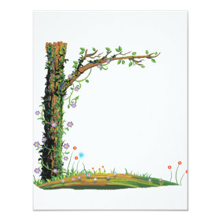 Tree floral vines left side pretty graphic.png card