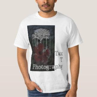 Tree flower talk, Tux T Photography T-Shirt