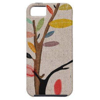 Tree Flowers Rupydetequila Case iPhone 5 Covers