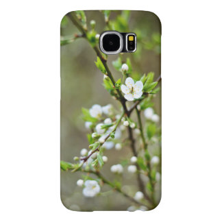 Tree Flowers Samsung Galaxy S6 Cases