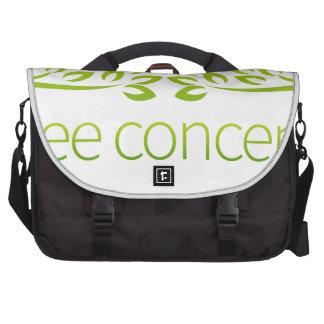Tree Forest Concept Laptop Commuter Bag