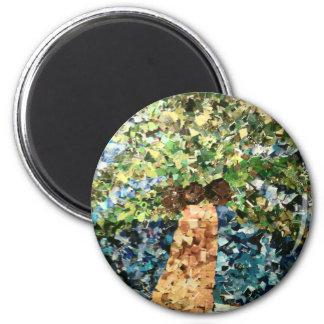 Tree Fridge Magnet