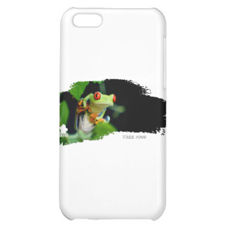 Tree Frog 01 Case For iPhone 5C