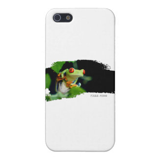 Tree Frog 01 Cases For iPhone 5