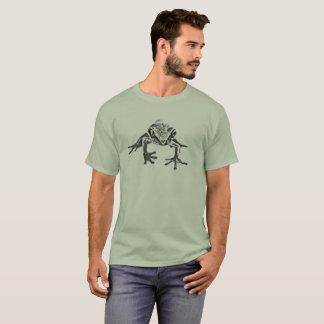 Tree frog 02 - WB T-Shirt