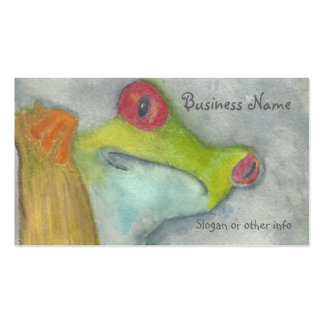 Tree Frog Business Card