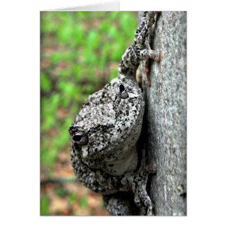 Tree Frog Card