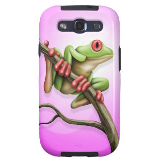 Tree Frog Galaxy S3 Cases