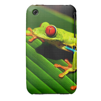 Tree Frog Case iPhone 3 Case-Mate Case