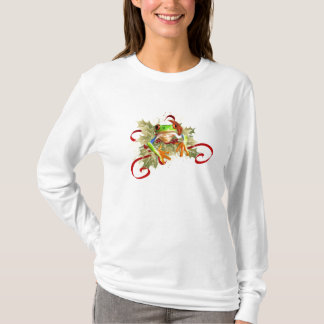 Tree Frog Christmas Shirts