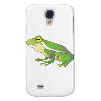 TREE FROG GALAXY S4 COVER