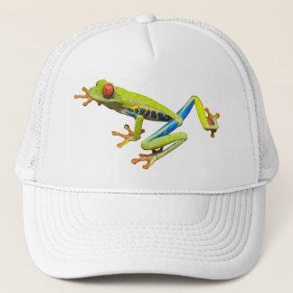 Tree Frog Hat