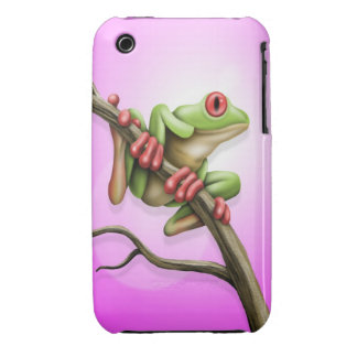 Tree Frog iPhone 3 Cases