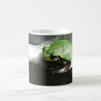 Tree Frog Morphing Mug