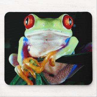 Tree Frog mousepad
