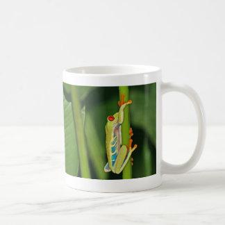 Tree Frog Photo Coffee Mug