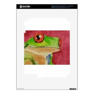 Tree Frog Skins For iPad 3