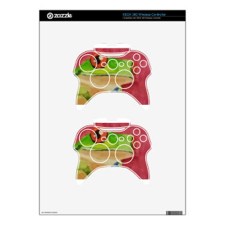 Tree Frog Xbox 360 Controller Skins