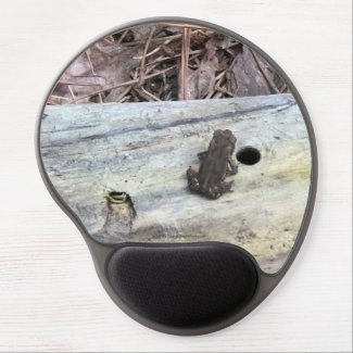 Tree Froggy Gel Mouse Pad