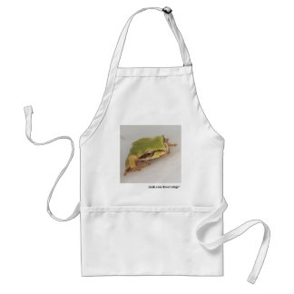 Tree Frogs Aprons