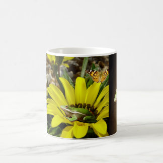 Tree frogs Toads Flowers Mug