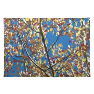 Tree from RedWood Coast America Cloth Placemat