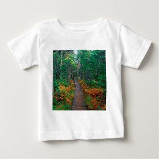 Tree Fundy National New Brunswick Baby T-Shirt