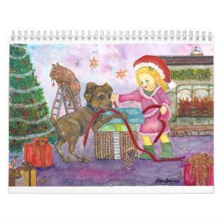 Tree Goddesses Calendar
