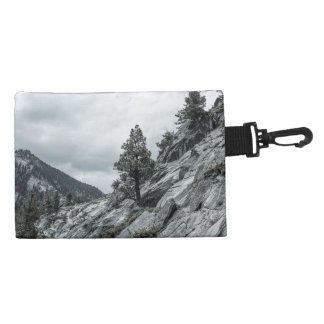 Tree Growing Out Of The Rocks Accessory Bag