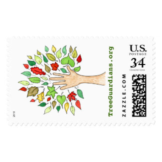 Tree Guardians Stamps!