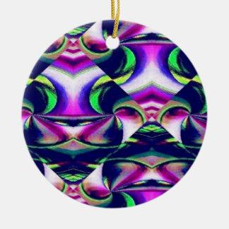 Tree Hangers : Palmies Ceramic Ornament