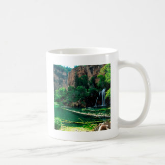 Tree Hanging Lake Glenwood Canyon Colorado Coffee Mug