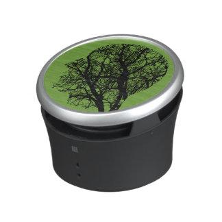 Tree head bluetooth speaker