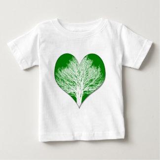 Tree Heart Baby T-Shirt