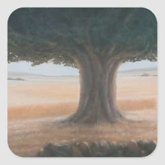 Tree Holwell 2012 Square Sticker