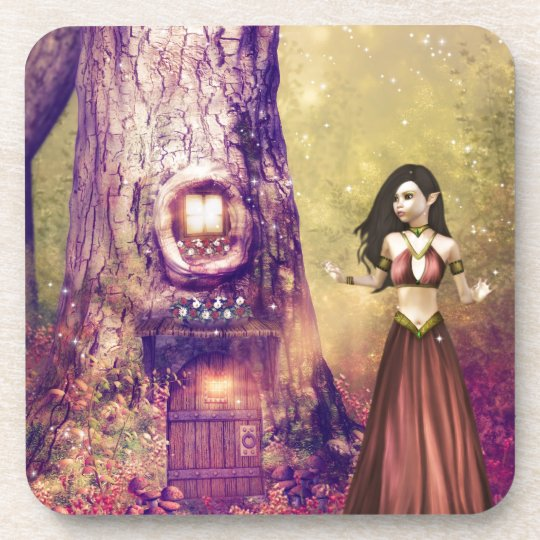 Tree house coaster