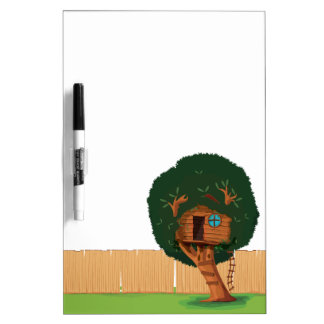 Tree house Dry-Erase board