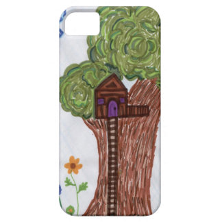 Tree House iPhone 5 Case